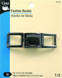 Fashion Buckle For 1/2