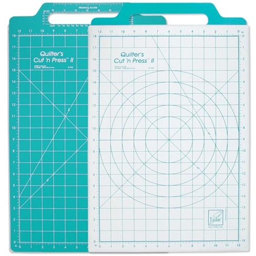 JUNE TAILOR QUILTER'S CUT 'N PRESS II CUTTING MAT