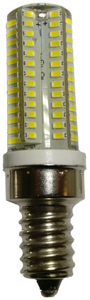 9SCW LED E12 replacement light bulb