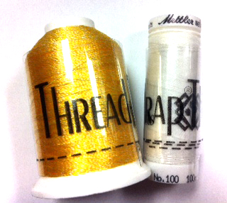 Thread-Wrap Medium Spools (12 Pcs)